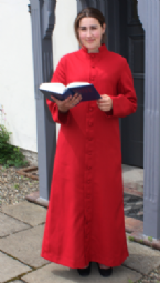 Ely Junior Single Breasted Choir Cassock